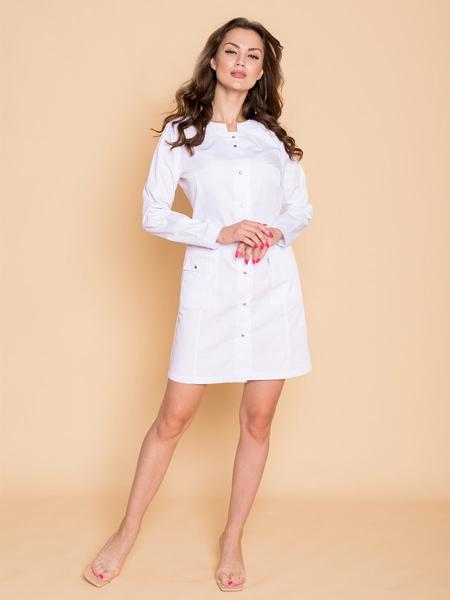магазин белых халатов медицинских