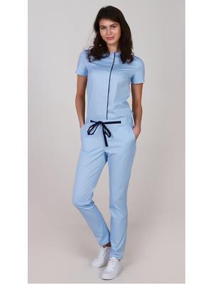 медицинская одежда комбинезон женский