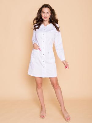 медицинская одежда белый халат