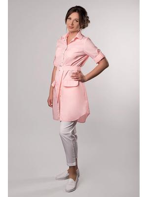 медицинский халат женский стильный купить